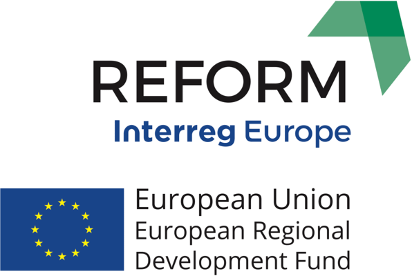 Interreg Europe REFORM Logo